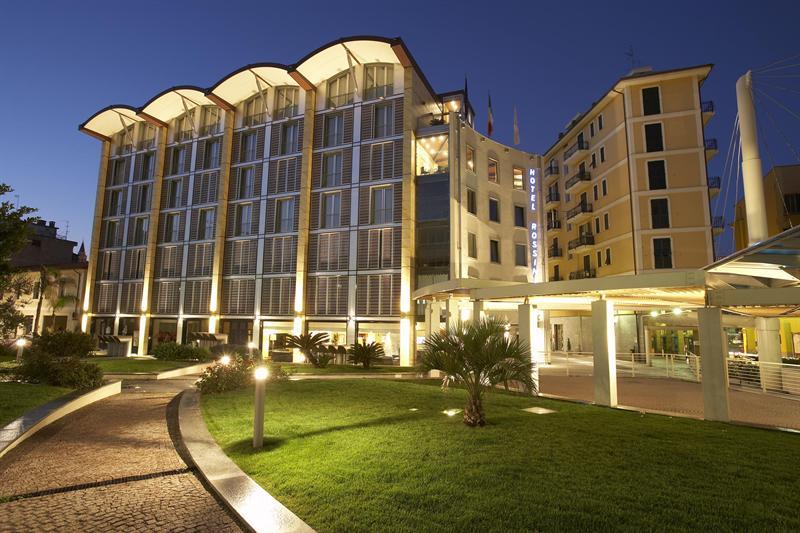 Hotel Centro Imperia Telefono