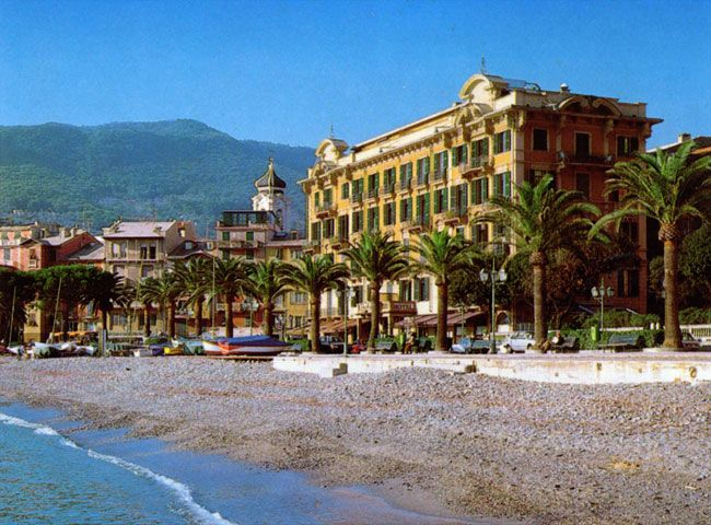 Lido palace hotel santa margherita ligure - Bagni helios santa margherita ...
