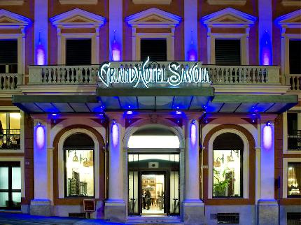 Genova Grand Hotel Savoia