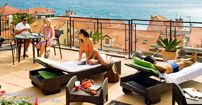 Hotel Rosa - Alassio
