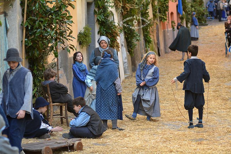 bambini a San Benedetto