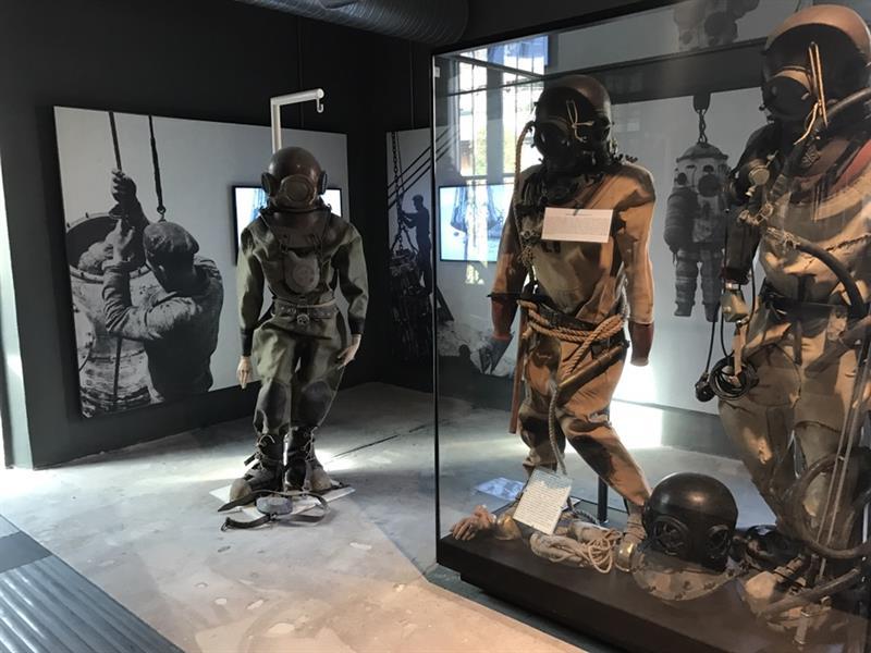 Apre il museo navale internazionale di porto maurizio for 4500 piedi quadrati a casa