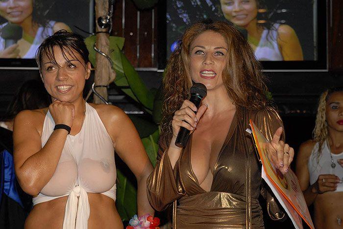 Miss Maglietta Bagnata - Date e foto 2009